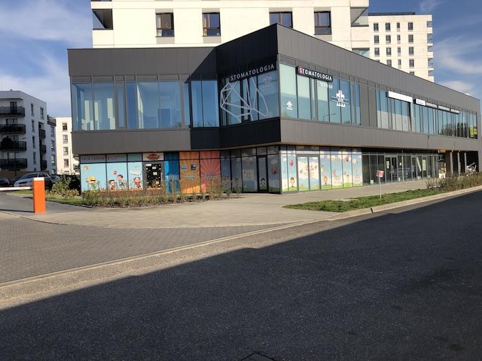 Sala zabaw Warszawa Targówek