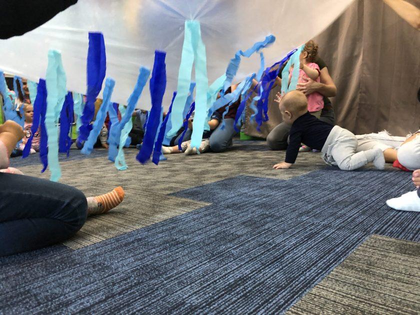 multisensoryka zajęcia dla dzieci białołęka