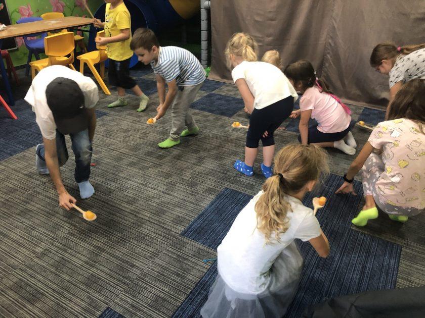 zajęcia dla dzieci trenign koncentracji targówek