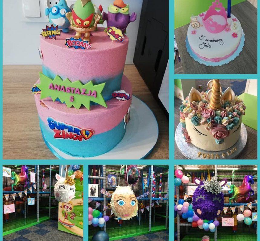 urodziny dla dzieci targówek