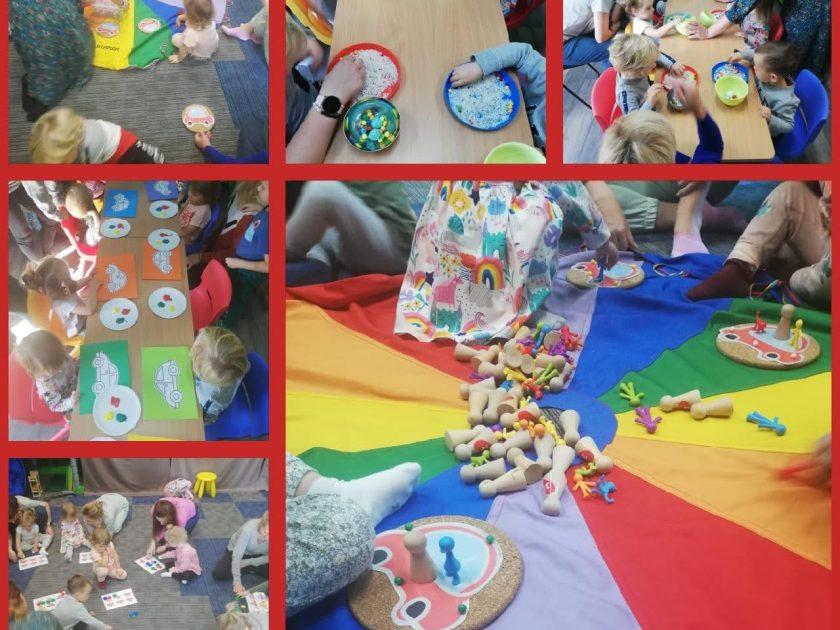 mini przedszkole sala zabaw targówek