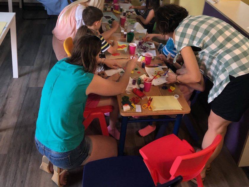 Warsztaty dla dzieci Warszawa Bródno