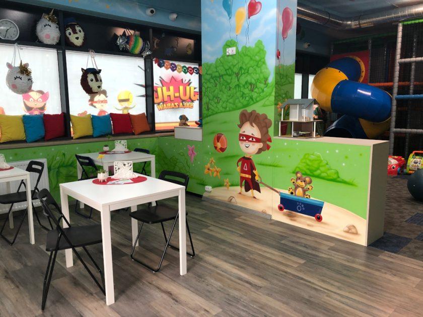 Sala zabaw dla dzieci Warszawa Bródno