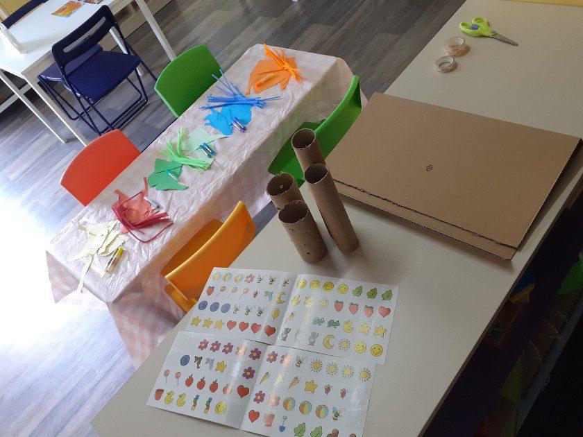 Warsztaty artystyczne dla dzieci Warszawa Targówek